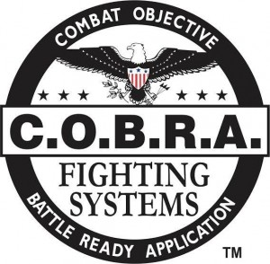 COBRA Fighting System logo
