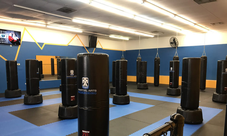 clearwater kickboxing self defense