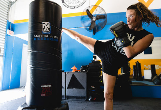 kickboxing classes near me clearwater