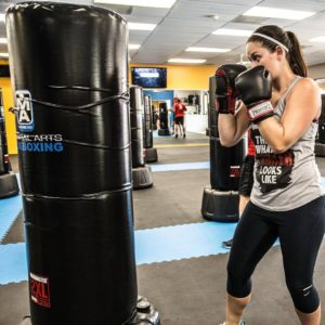 MA Fitness kickboxing clearwater